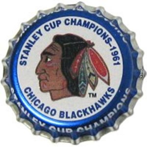 1961 Chicago Blackhawks