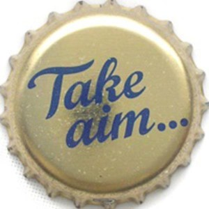 Take aim...