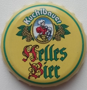 Kuchlbauer Helles Bier