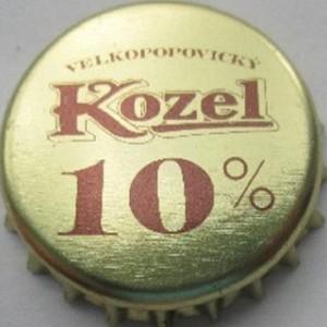 Kozel Velkopopovický 10%