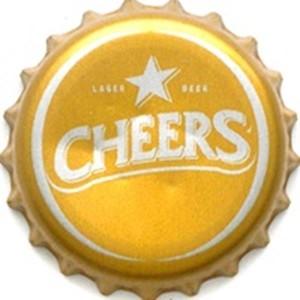 Cheers Lager Beer