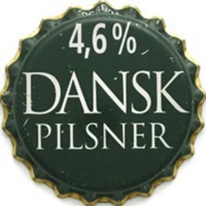 Dansk pilsner 4,6 %