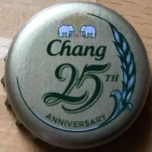Chang 25th Anniversary