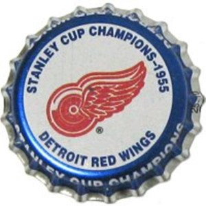 1955 Detroit Red Wings