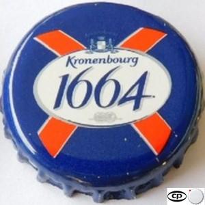 Kronenbourg 1664