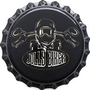 Jolly biker