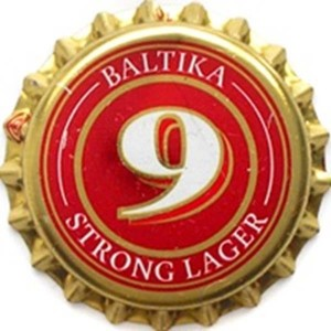 Baltika 9 Strong Lager