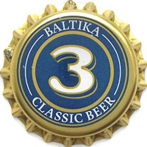 Baltika 3 Classic Beer