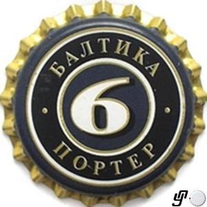 Балтика 6 Портер