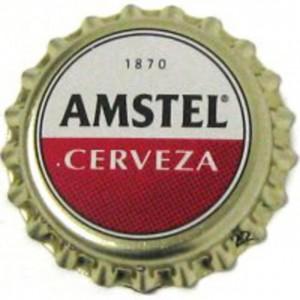 Amstel Cerveza