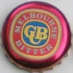 CUB Melbourne Bitter