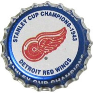 1943 Detroit Red Wings