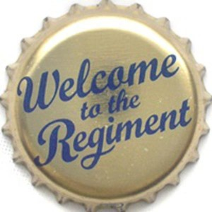 Welcome to the Regiment
